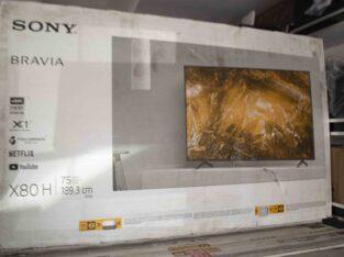Brand New Sony Bravia 75″ TV