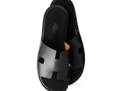 Very Authentic Traditional Slippers (Black)
