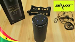 Zealot S8 Multifunctional Bluetooth Speaker