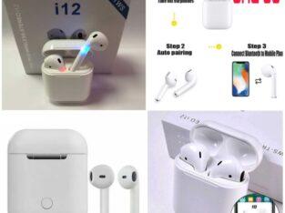 I12 Tws Wireless headphones
