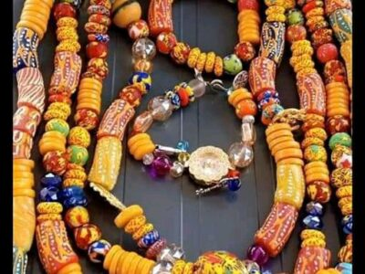 Durable Traditional Wrist Beads and Necklaces