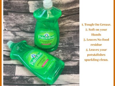 Palmolive Essential Clean Liquid Dish Washing Soap