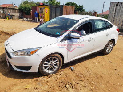 Ford Focus Year Model: 2017