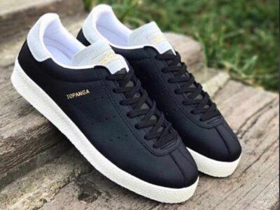 Adidas Topanga Black and White