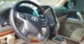 Toyota Land Cruiser Model: 2013 – 2020