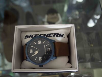 Sketchers Luxury Watch