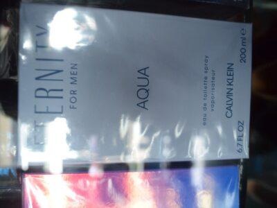 Eternity For Men Aqua Perfume