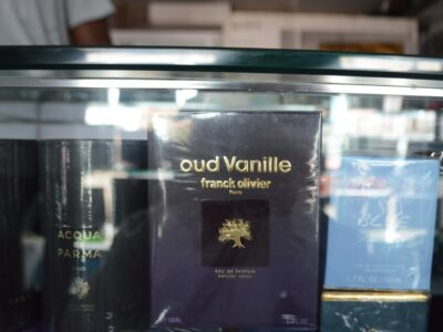 oud Vanille Perfume
