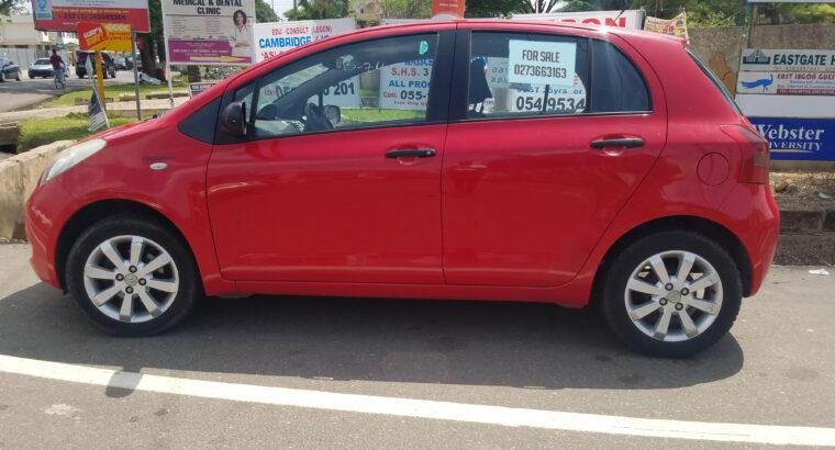 Toyota Yaris Year Model: 2009