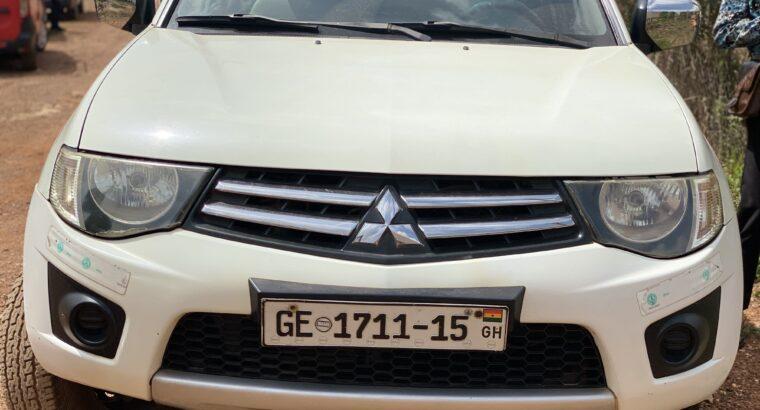 Mitsubishi Pajero Pickup In Ghana