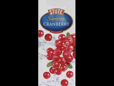 Stute Superior Cran Berry Juice