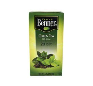 Benner Original Green Tea