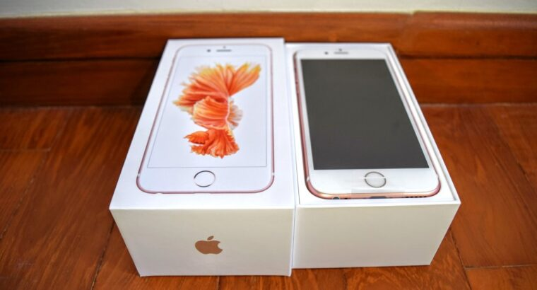 IPhone 6s 64 gigs