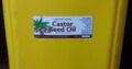 100% Pure Organic Castor Seed Oil