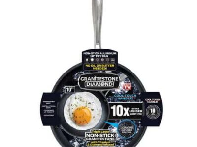 Granite Stone Diamond Frying Pan