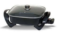Multipurpose Electric Cooking Pot