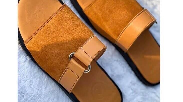Quality Leather Slippers