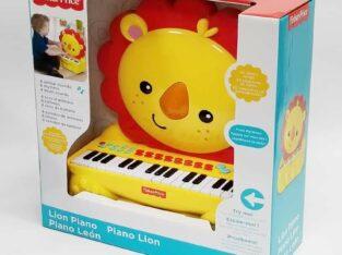Fisher Price Lion Piano