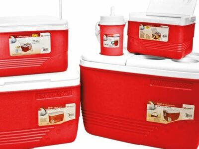 SQ Professional 5-Piece Ice Chest Sets