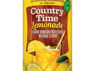 Country Time Flavored Drink Mix Lemonade