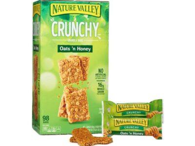 Nature Valley Crunchy Oats'n Honey Granola Bar