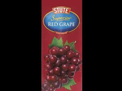 Red Grape Juice Drink