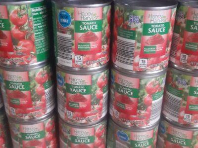 Happy Harvest Tomato Sauce