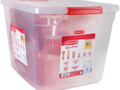 Rubbermaid TakeAlongs Container Variety Pack