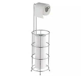 Bathroom Metal Wire Paper Holder