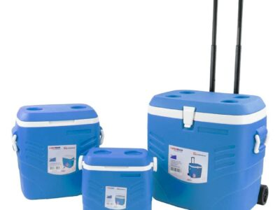 Ice Chests – CampMate with Wheels 3pc Set