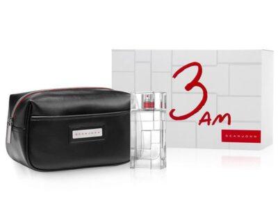 3AM by Sean John 100ml EDT 2 Piece Gift Set