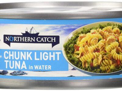 Northern Catch Chunk Light Tuna in Water