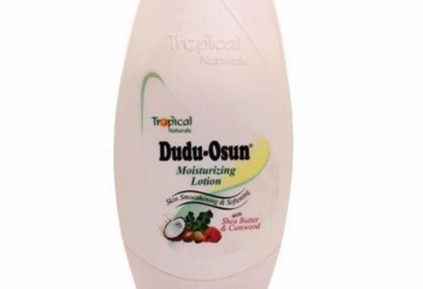 Dudu osun black soap and lotion