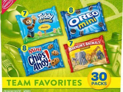 Nabisco Team Favorites – Variety Pack