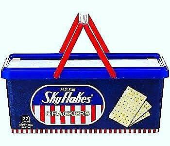 MY San SkyFlakes Crackers