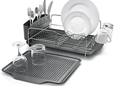 4 Piece Dish Tray and Tray