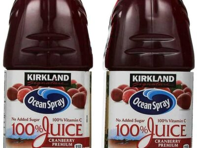 Kirkland Signature Ocean Spray Cranberry Premium