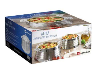 Attila Stainless Steel Hot Pot