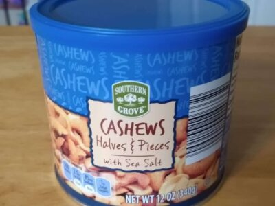 Southern Grove Cashews Halves and Pieces