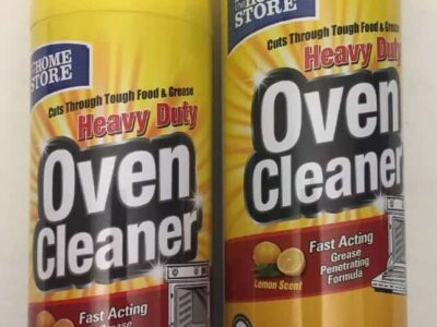 Home Store Heavy Duty Oven Cleaner Lemon Scent