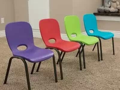 Lifetime Kids' Stackable Chairs
