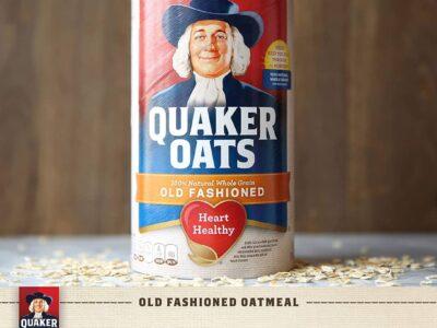 Quaker Quick Oatmeal 1 Minute Oatmeal