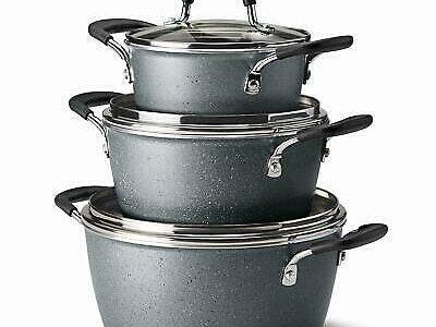 Tramontina – Set of 6 stackable kitchen utensils
