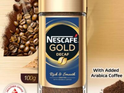 Nescafe Gold Blend Rich and Smooth Coffee Powder