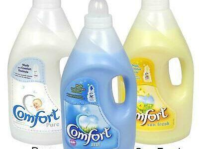 4ltr Comfort Laundry Conditioner & Fabric Softener