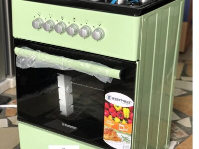 Westpoint 60×60 4 Burner Gas Cooker With Oven and