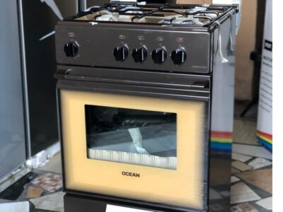 Ocean(ITALY)50×50 4B Gas Cooker With Oven and Gril