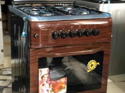 Mediatech 60×60 4 Burner Gas Cooker With Oven and
