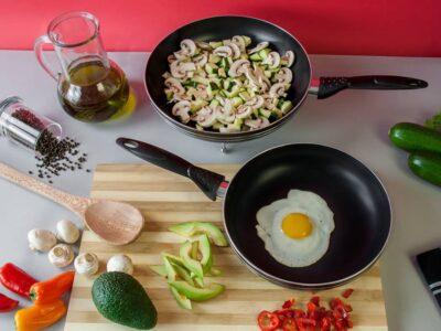 Una Range – Non-Stick – Frying Pan