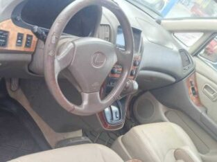 Lexus Rx Suv at Affordable Price (Used)